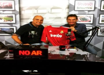 Fui entrevistado no Programa No Ar no Esporte Interativo !!!!