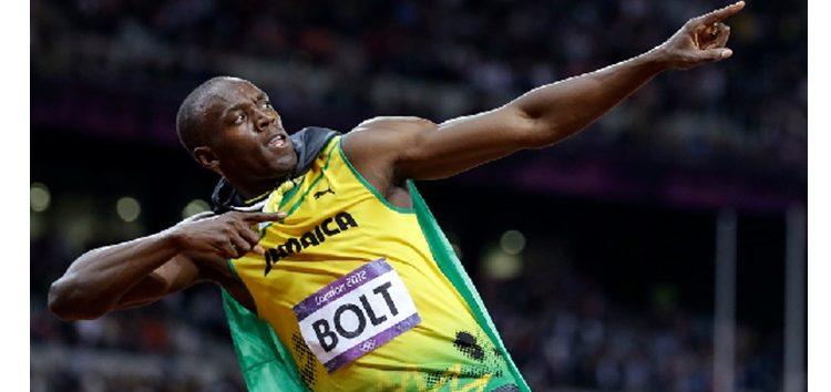 Bolt ligou o turbo e despachou os adversários !!!