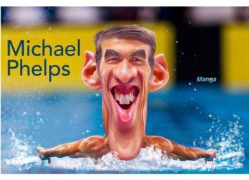 Clique e veja a animação do grande Phelps
