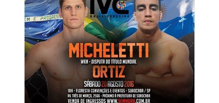 Competição de Vale Tudo novamente no Brasil