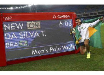Prazer, eu sou o Silva