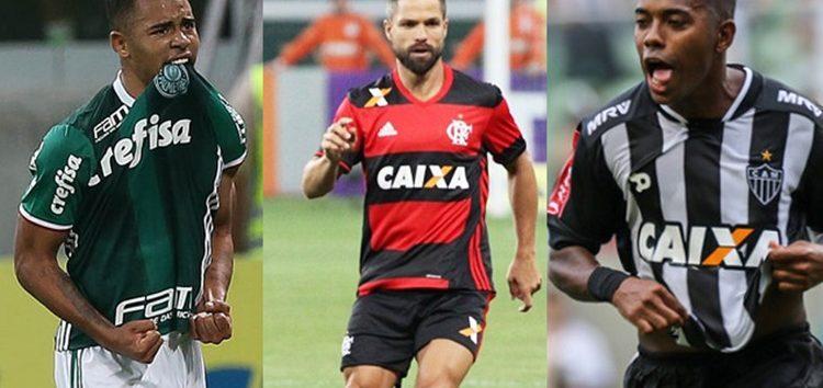 Brasileirão pegando fogo. Quem será o campeão?