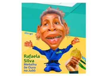 Clique e veja a 1a medalhista de ouro do Brasil na Rio 2016