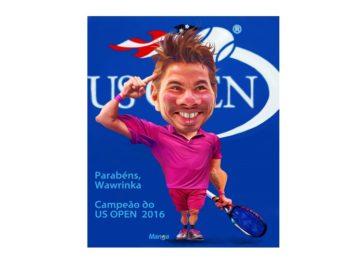 Clique e veja o campeão do tênis Wawrinka