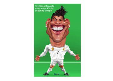 Clique e veja o craque Cristiano Ronaldo