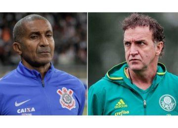 Palmeiras vence, continua líder e derruba o técnico do Corinthians