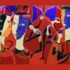 Arte expressionista de Gregory Fink