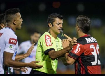 Flamengo perde três pontos no tapetão