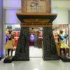 Museu Egípcio Itinerante e dicas culturais