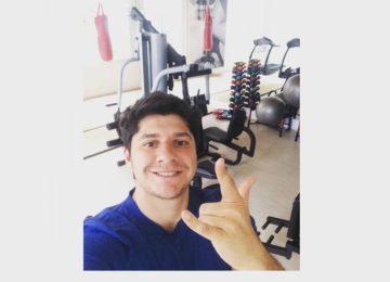 Edson Andreoli estreia coluna fitness