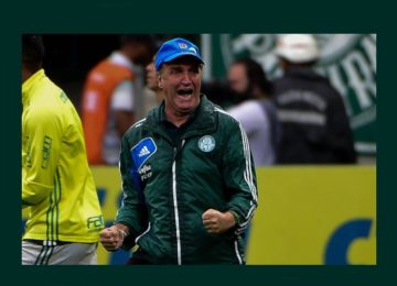 Palmeiras dá um passo importante rumo ao título