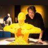 LEGO: brinquedo que virou arte