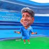 Clique e veja a alegria de Renato Gaúcho