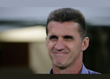 Vagner Mancini é o novo técnico da Chapecoense