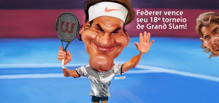 Clique e veja o campeão Roger Federer