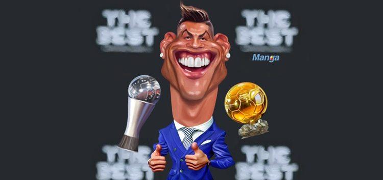 Clique e veja o melhor jogador do mundo C. Ronaldo