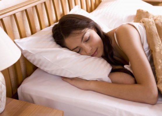 Como queimar calorias dormindo