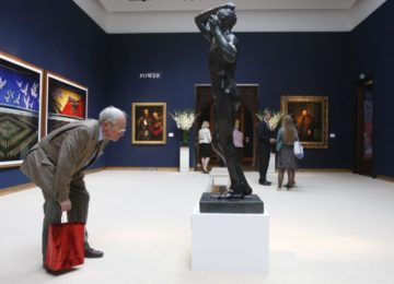 Qual o valor das obras de arte?