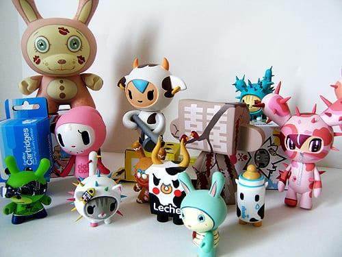 vinyl-toys