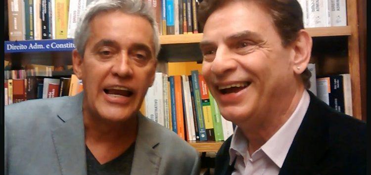 Um papo com meu amigo Mauro Naves da Globo