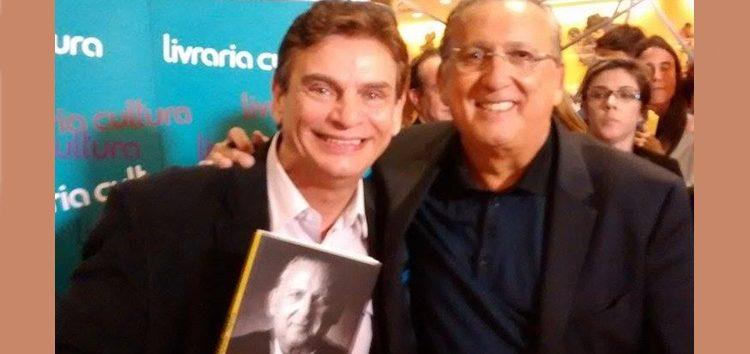 Galvão Bueno fala de Luiz Andreoli no programa Bem Amigos!