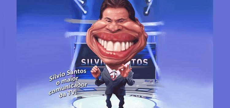 Clique e veja Silvio Santos voltando para a TV