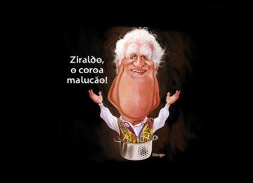 Clique e veja a grande figura de Ziraldo