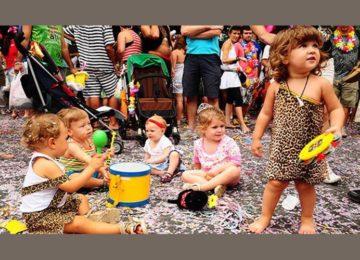 Maternidade: Dicas para curtir o Carnaval com as crianças