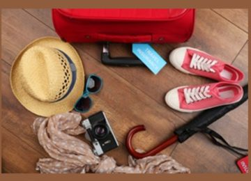 Andressa Mastrangelli: Dicas para organizar a mala pro feriadão