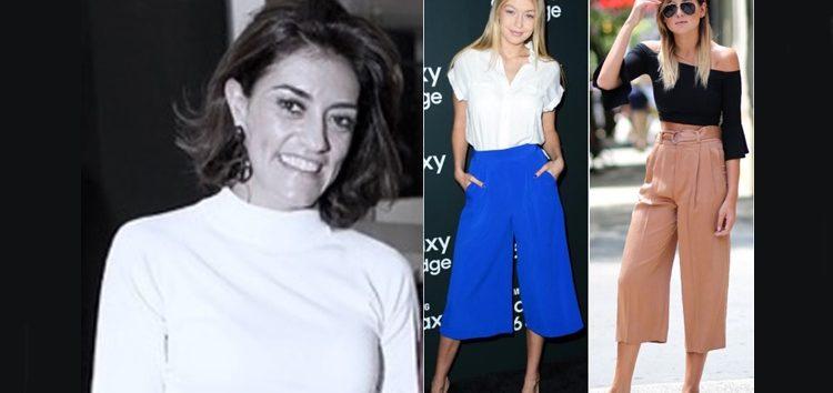 Andressa Mastrangelli estreia coluna de Moda
