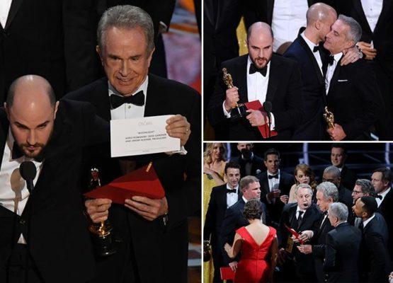 Luiz Andreoli: Mancada do século no Oscar!