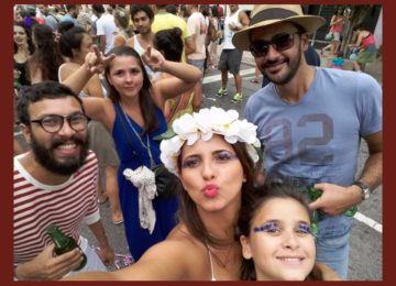 Paty Moraes: Os 10 mandamentos da mulher no Carnaval