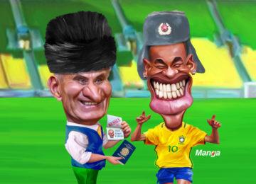 Clique e veja a alegria do Brasil classificado para a Copa