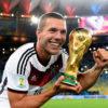 César Sacheto: A despedida do craque Podolski