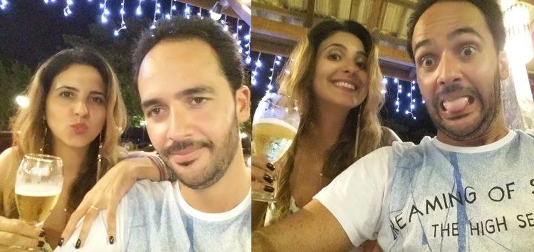 Paty Moraes: Meu marido é o dono de casa