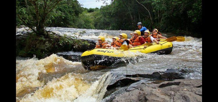 Renata Sartório: turismo de aventura