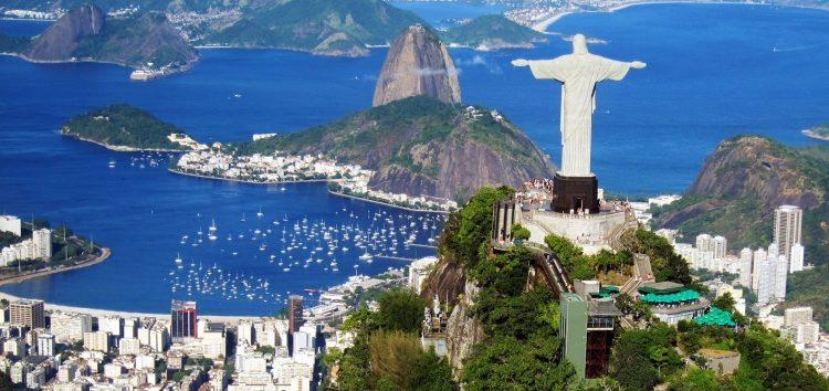 Parabéns Rio, você continua lindo!!