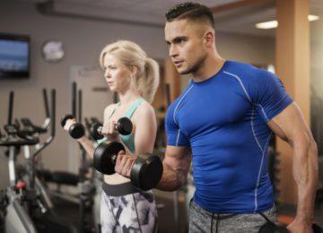 Fitness: Treinamento homem X mulher