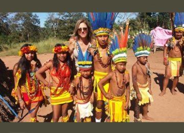Renata Sartório: Turismo Indígena