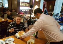 Gastronomia: O Nico Pasta e Basta continua maravilhoso!!