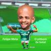 Clique e veja a charge animada do valentão Felipe Melo