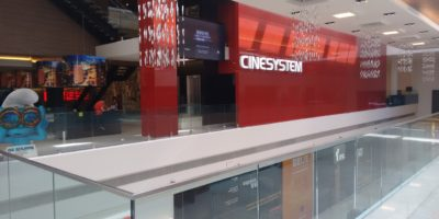 Cinesystem Cinemas - O Cinema Mais Moderno chega a São Paulo