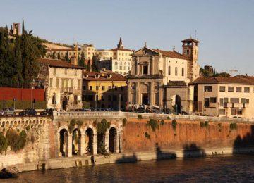 Rosangêla Andrioli: Verona di Giulietta e Romeo