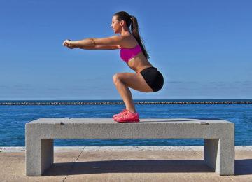 Fitness: Agachamento e seus benefícios