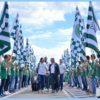 Barbara Tellini: Bem-vindo campeão em respeito e solidariedade