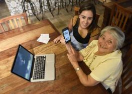 Paty Moraes: Temos que dar mais atenção aos nossos pais