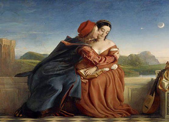 Rosângela Andrioli: Paolo e Francesca – Uma história de amor e traição