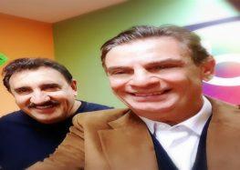 Andreoli: Um papo com Ratinho no SBT