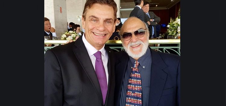 GP São Paulo com entrevistas de Lima Duarte e Dória