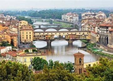 Rosângela Andrioli: Firenze, cidade dos sonhos e do Renascimento